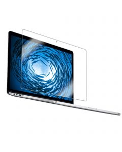 Apple MacBook Pro 15'' A1398 Clear Full Coverage Tempered Glass Screen Protector