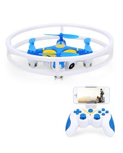 RC Quadcopter UFO Aircraft Mini Drone HD FPV WiFi Camera Live Video Altitude