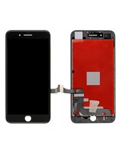 "Semi-Original Apple iPhone 7 4.7 "" LCD Screen and Digitizer Assembly with Frame Replacement - Black"