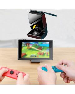 Adjustable Dock Station USB Type-C Charger Holder Mount Portable Charging Holder Stand For Nintendo Switch / Switch Lite