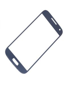 Front Glass Top Screen Lens for Samsung Galaxy S4 Mini i9190 - Blue