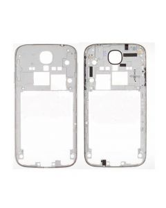 Backplate Housing Rear Middle Frame for Samsung Galaxy S4 - White