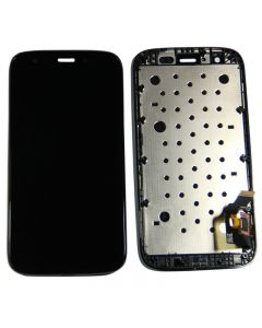 LCD Display and Touch Digitizer Assembly For Motorola Moto G XT1032 XT1036 + Frame