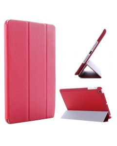Ultra Slim Smart PU Leather Case Cover for Apple iPad Air 1 - Red