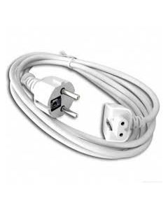 MacBook Power Extension Cord / Cable for Macbook Chargers - EUROPE EDITION