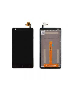 Acer Liquid Z410 LCD Screen Display With Touch Screen Digitizer Assembly Panel Replacement - Black