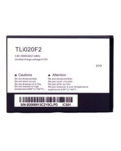 Alcatel One Touch Fierce 2 7040 Replacement Battery TLi020F2