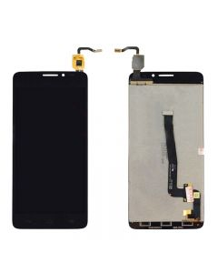 Alcatel One Touch Idol X+ Plus OT6043 6043D 6043A LCD Digitizer Touch Assembly - Black