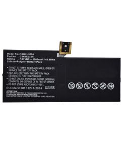 Replacement Li-polymer Battery G3HTA038H 5900mAh Compatible With Microsoft Surface Pro 5 12.3'' (1796) / Microsoft Surface Pro 6 12.3''