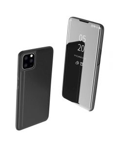 Full 360 Body Protective Mirror Case Cover For Apple iPhone 11 Pro Max 6.5'' - Black