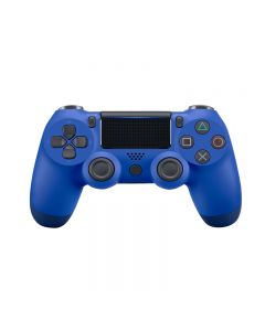 Wireless Controller Game Generic Third Party Controller Replacement Compatible With PlayStation 4 PS4 - Blue