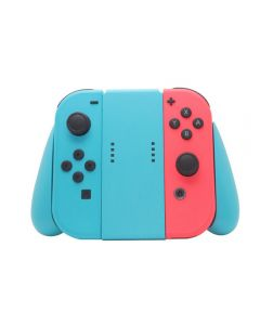 Gaming Grip Handle Controller Holder Stand For Nintendo Switch Joy-Con NS - Blue