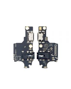 Replacement Charging Port PCB With Headphone Jack + Microphone Flex Compatible With Huawei Honor 10