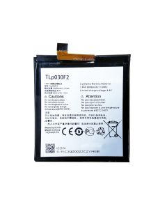 Replacement Battery TLp030F2 3000mAh Li-Polymer Compatible With BlackBerry DTEK60 / Alcatel One Touch Idol 4S