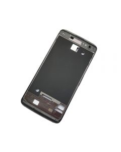 Replacement Front Housing LCD Frame Bezel Plate Compatible With Blackberry DTEK60