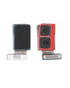Replacement Dual Front Facing Front Selfi Camera Compatible With Samsung Galaxy S10 Plus SM-G975W