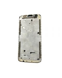 Replacement Front Housing LCD Frame Bezel Plate Compatible With Motorola Moto E5 (XT1944) - Gold
