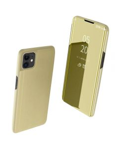 Full 360 Body Protective Mirror Case Cover For Apple iPhone 11 6.1'' - Gold