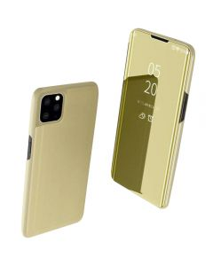 Full 360 Body Protective Mirror Case Cover For Apple iPhone 11 Pro 5.8'' - Gold