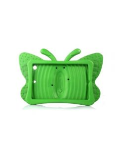 Shockproof Butterfly Foam Stand Case for Apple iPad 2/3/4 Tablet - Green