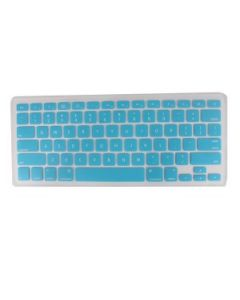 Keyboard Skin Cover for Macbook - Baby Blue