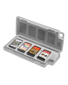10 in 1 Game Waterproof Anti-shock Card Case Portable Cartridge Protector Storage Box For Nintendo Switch - White