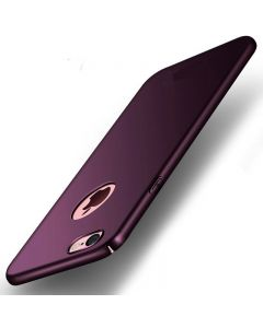 Heat Dissipation Protective Case Back Cover Shell for iPhone 6/6S Plus - Purple