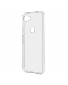 Dual Layer Air Hybrid Slim Fit Shockproof TPU Airbag Super Protection Phone Case Cover For Google Pixel 3a - Clear