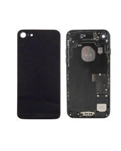iPhone 8 Back Housing with Parts Replacement - Black