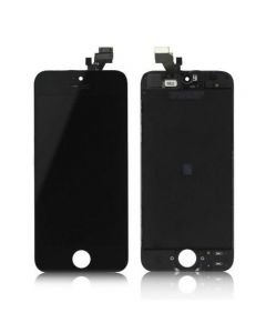 iPhone 5 LCD Digitizer Full Assembly with Touch Screen - Black