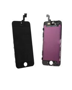 AAA Quality Apple iPhone 5S / SE  LCD Screen and Digitizer Assembly with Frame Replacement - Black