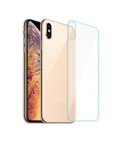 Tempered Glass Back Housing Back Side Protector Protection Glass Cover For Apple iPhone XS Max