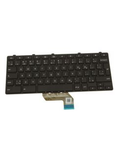 Dell Chromebook 11 3180 Notebook Keyboard 749D1 Replacement