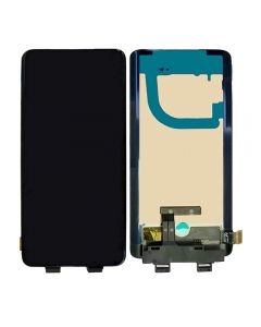 Replacement LCD Display Touch Screen Digitizer Assembly Compatible With OnePlus 7 Pro - Black