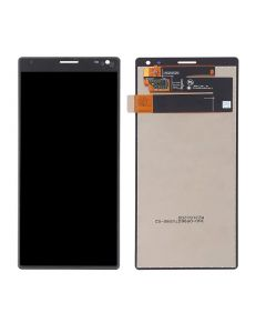 Replacement LCD Display Touch Screen Digitizer Assembly Compatible With Sony Xperia 10 (i3123) - Black