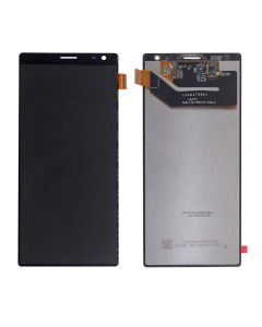 Replacement LCD Display Touch Screen Digitizer Assembly Compatible With Sony Xperia 10 Plus i3223 - Black