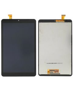 Replacement LCD Display Touch Screen Digitizer Assembly Compatible With Samsung Galaxy Tab A 8.0 (2018) SM-T387 - Black