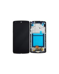 LG Nexus 5 LCD Digitizer Assembly with Frame - Black