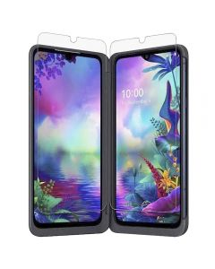 Tempered Glass Screen Protector For LG V60 ThinQ Dual Screen