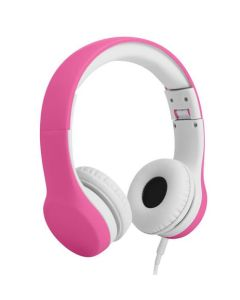 LilGadgets Connect+ On-Ear Headphones - Pink