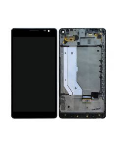 Lumia 950XL LCD Display Touch Screen Digitizer Assembly Replacement - Black