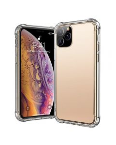 Anti Shock Air Bag Cellphone Case Cover For Apple iPhone 11 Pro 5.8'' - Clear