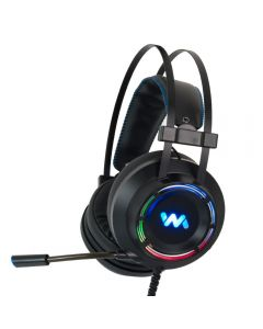 Surround Sound RGB Light Gaming 7.1 USB Headset Headphone With Microphone For Computer / Laptops / Xbox One