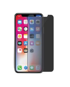 Tempered Glass Anti Spy Privacy Screen Protector For Apple iPhone X / iPhone XS / iPhone 11 Pro