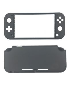 Replacement Complete Housing Frame Front & Back Cover Faceplate For Nintendo Switch Lite - Grey