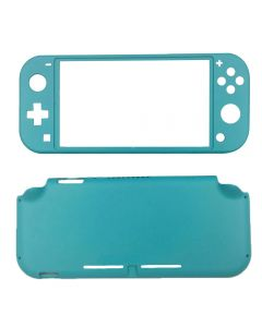 Replacement Complete Housing Frame Front & Back Cover Faceplate For Nintendo Switch Lite - Turquoise