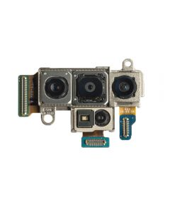 Replacement Quad Rear Back Main Camera Set Compatible With Samsung Galaxy Note 10+ Plus