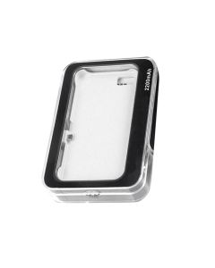 Blackberry Q10 External Battery Charging Protective Cover Case - White