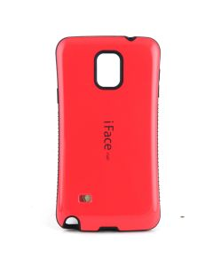 Samsung Galaxy Note 4 iFace Case - Red