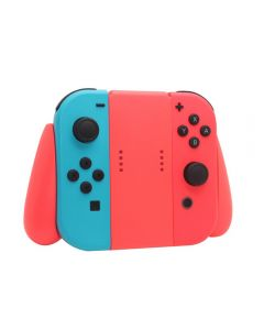 Gaming Grip Handle Controller Holder Stand For Nintendo Switch Joy-Con NS - Red